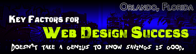 Orlando Web Design Success