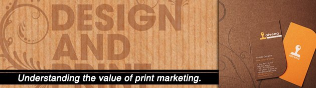 Understanding the value of print marketing