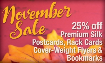 November 2016 - Offer of the month