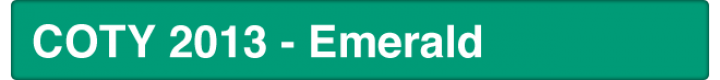 2013 PANTONE® Color Of The Year - Emerald