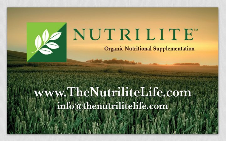 project  nutrilite