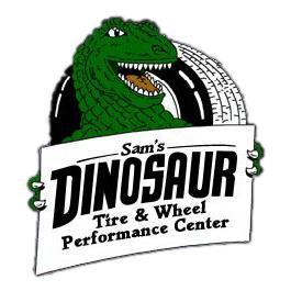 Dinosaur Tires